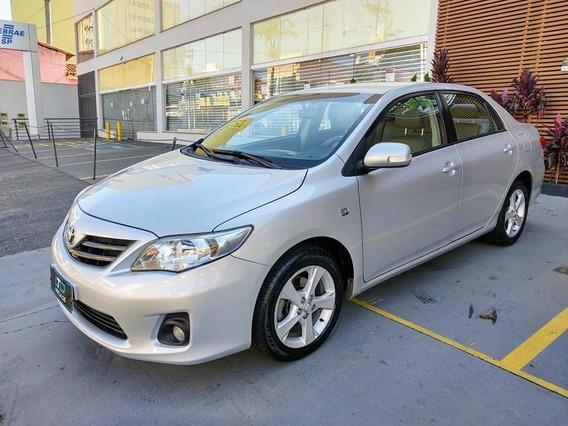 Toyota Corolla 2.0 Xei 16v Flex Automático 2014