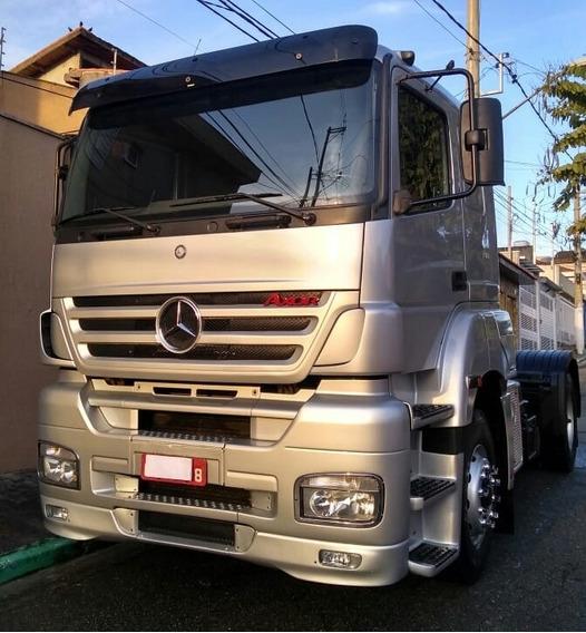Mercedes-benz Axor 2035 Ótimo Estado, Aceito Troca Carro
