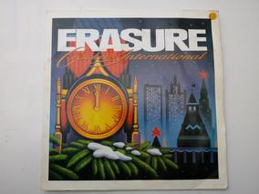 Lp Erasure Crackers International 1989 P/colecionador