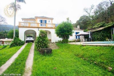 Casa Residencial À Venda, Lagoa Da Conceição, Florianópolis. - Ca0332