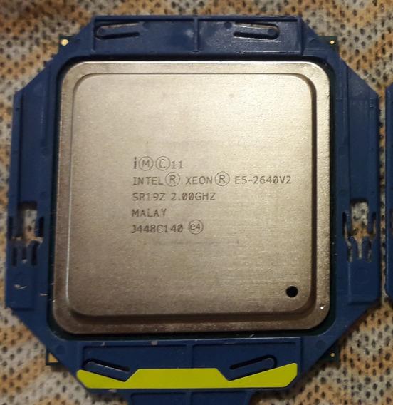 Xeon E5 2640v2
