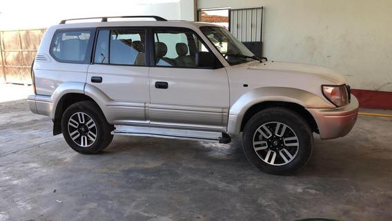 Toyota Land Cruiser Salifuera