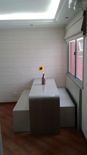 Apartamento 58m Jd Santa Clara - Ai22169