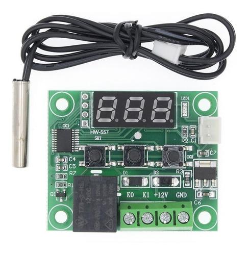 Termostato Electrònico Para Frio, Calor , Arduino  (100-210)
