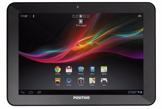Tablet Positivo T1060 16gb Gps 3g Celular Wi-fi - Novo