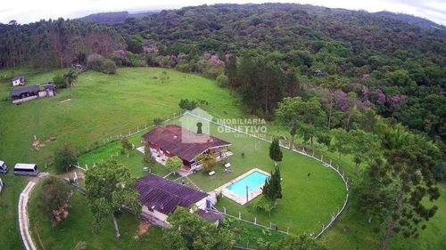 Chácara Com 3 Dorms, Congonhal, Embu-guaçu - R$ 1.5 Mi, Cod: 4162 - V4162