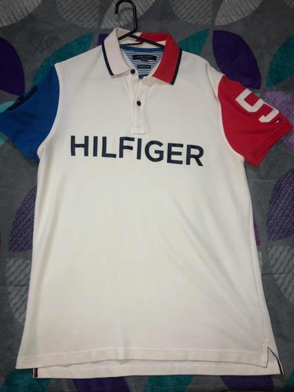 Playera Tommy Hilfiger Original Hombre