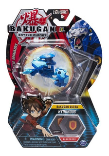 Bakugan Ultra Battle Planet Spin Master Nuevos