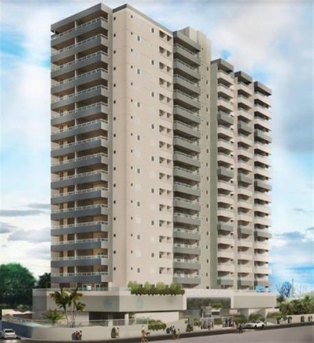 Apartamento, 2 Dorms Com 76.66 M² - Caiçara - Praia Grande - Ref.: Ctm693 - Ctm693