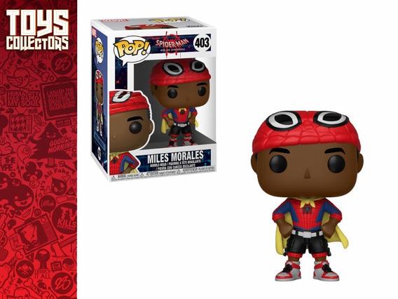 Funko Pop - Miles Morales 403 Spiderman