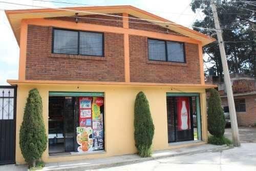 Excelente Casa En San Felipe Tlalmimilolpan, Toluca.