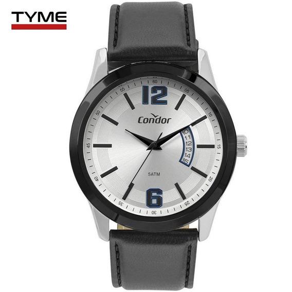 Relógio Condor Masculino Co2115kuw/2k Couro - C/ Nota Fiscal