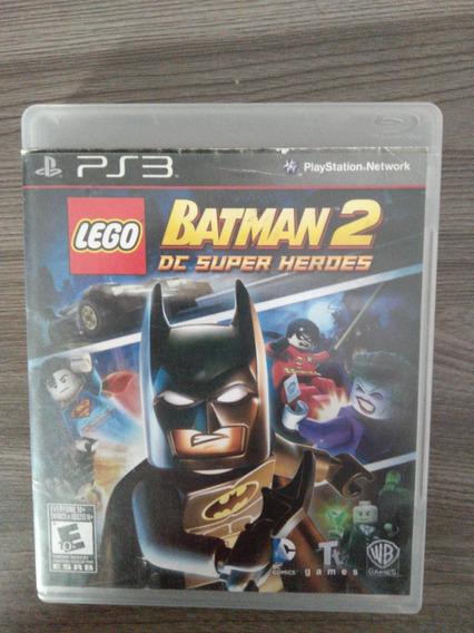 Lego Batman 2 Legendado Em Português - Ps3