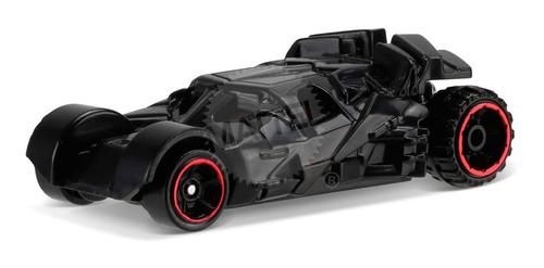 Hot Wheels The Dark Knight Batmobile - Batman Batimovil