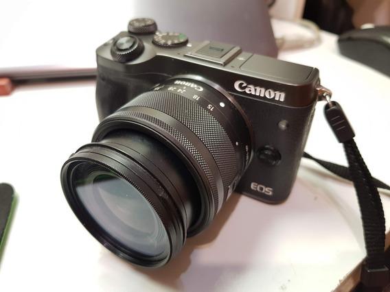Câmera Canon Eos M6