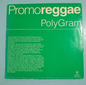 Lp Vinil Promoreggae Reggae Bob Marley 1993 Raro