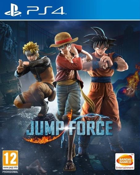 Jump Force Ps4 Psn | Mídia Digital Português| Original 1