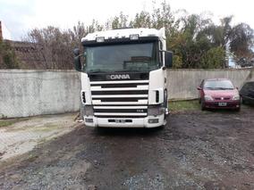 Scania Nz 330 2000 Cabina Dormitorio 44507191