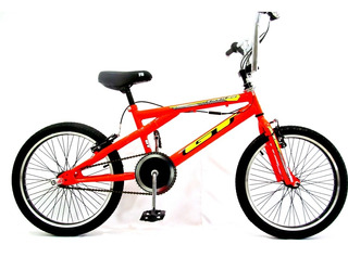 Bicicleta Halley Freestyle Rodado 20 48 Rayos Envio Gratis