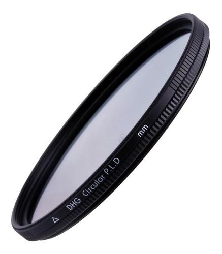 Filtro Polarizador Marumi 55mm Circular Pld Dhg Fotografia