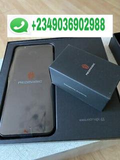 Nubia Red Magic 3 12gb 256gb 5000mah Android Desbloqueado Ga