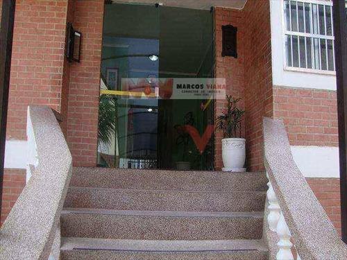 Apartamento À Venda, 90 M² Por R$ 255.000,00 - Tupi - Praia Grande/sp - Ap0520