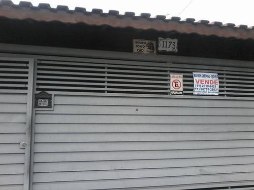 Imagem 1 de 13 de Casa A Venda No Bairro São Mateus Em São Paulo - Sp.  - 708-1