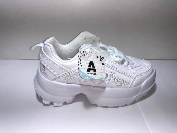 Zapatillas Addnice Trendy Ivanka Para Nena