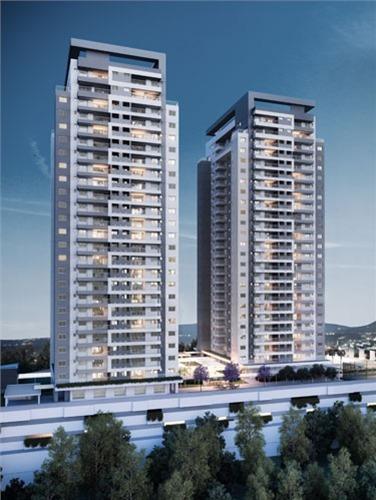 Apartamento Residencial Para Venda, Várzea Da Barra Funda, São Paulo - Ap4599. - Ap4599-inc