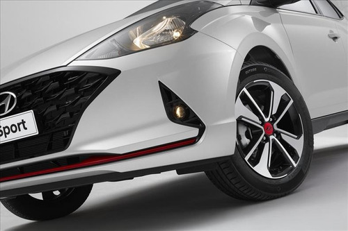 Hyundai Hb20 1.o Sport 12v Automatico