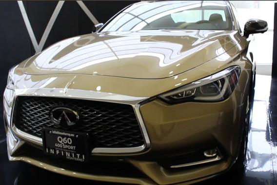 Q60 Sport Limited Edition 2019