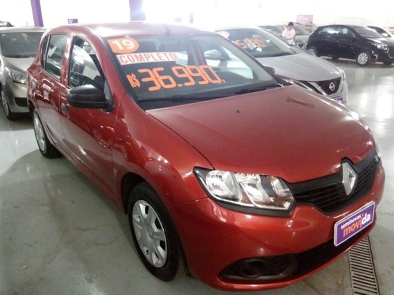 Sandero 1.0 12v Sce Flex Authentique Manual 36458km