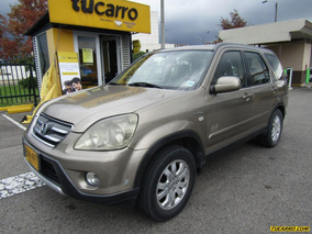 Honda Cr-v Ex At 2400cc Ct