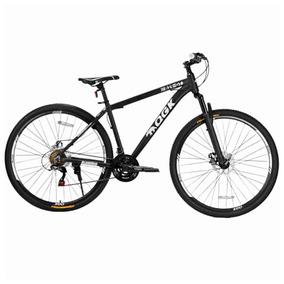 Bicicleta Aro 29 Freio A Disco 21 Vel Câmbio Shimano Preto/b
