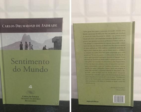 Sentimento Do Mundo Carlos Drummond De Andrade/ Frete 12,00.