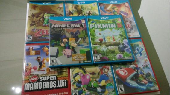 Jogos Para Wii U. Escolha Seus Jogos (atualizado 16/08/2019)