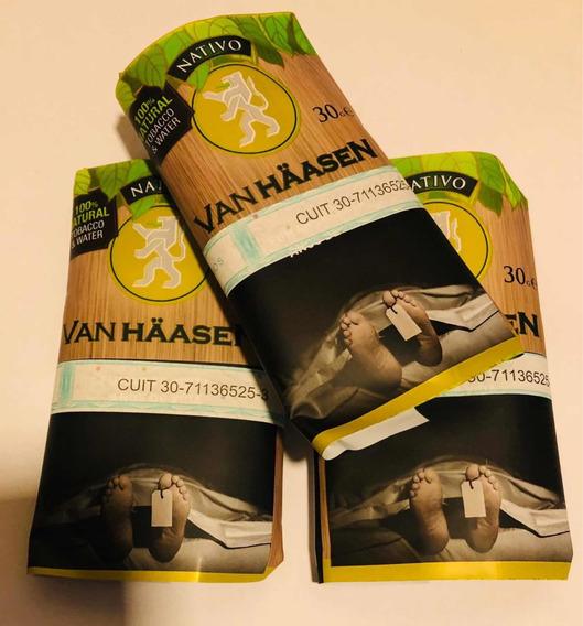 Kit Para Armar Cigarrillos Van Hannsen Nativo X 30 Gr