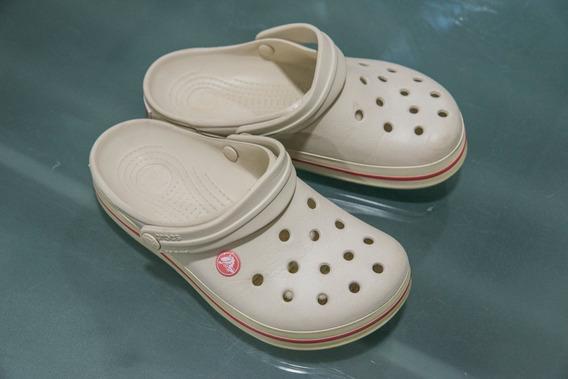 Crocs Clog Crocband Bege