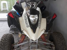 Volkano 250cc Blanco Y Negro