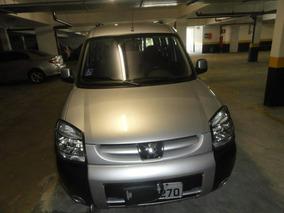 Peugeot Partner Adaptado P/ Cadeirante Super Nova