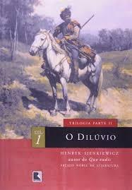 Livro O Dilúvio - Vol. 1 - Trilogia  Henryk Sienkiewicz