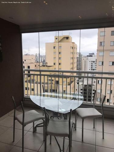 Imagem 1 de 15 de Apartamento Para Venda Em São Paulo, Chácara Inglesa, 3 Dormitórios, 2 Suítes, 3 Banheiros, 2 Vagas - Cap3735_1-1905810