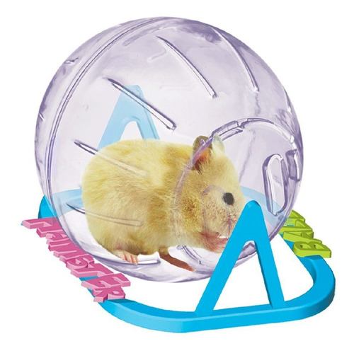 Esfera Hamster Ball Small 13cm De Diametro