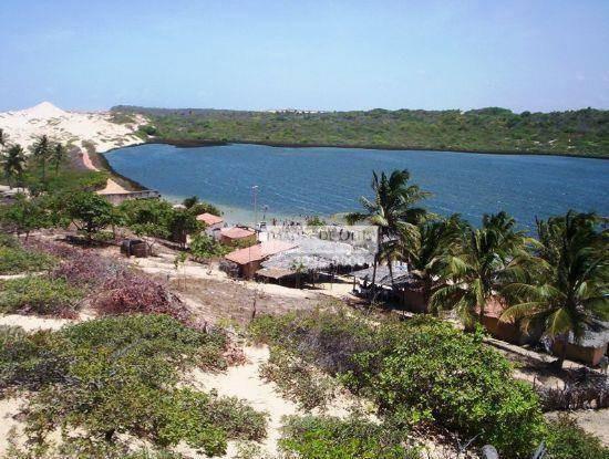 Lindo Terreno Na Lagoa Das Almécegas, Próximo A Lagoinha - Te0010