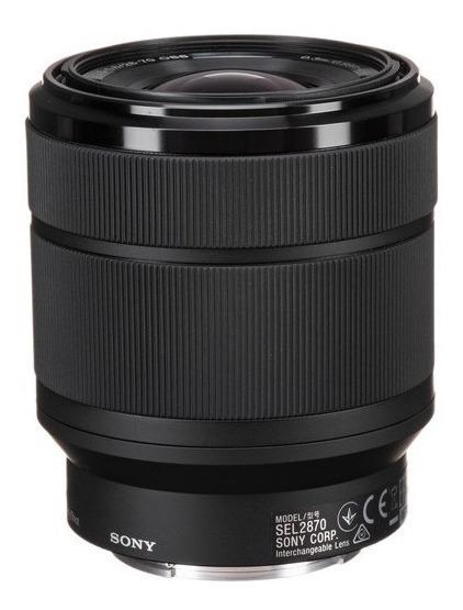 Lente Sony Fe 28-70mm F / 3.5-5.6 Oss