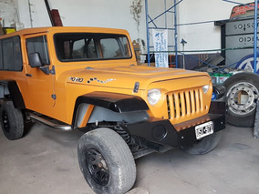 Jeep Potro 0km Sin Uso