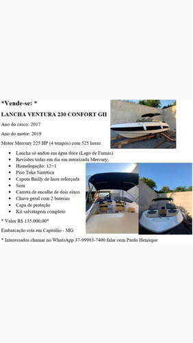 Ventura 230 Confort