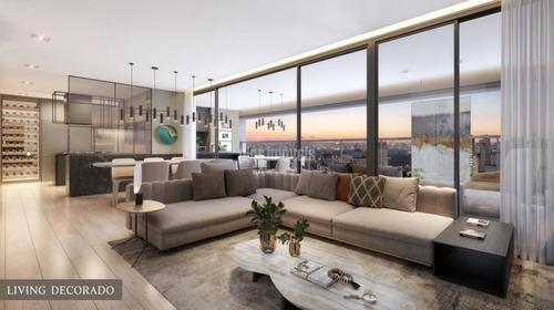 Imagem 1 de 15 de Apartamento 4 Dormitórios 2 Suítes 2 Vagas No Sumaré - Pp19757