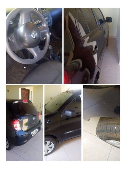 Nissan March 1.0 12v S 5p 2015