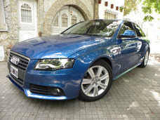 Audi A4 1.8 T Fsi Multitronic 24.800 Km De Coleccion